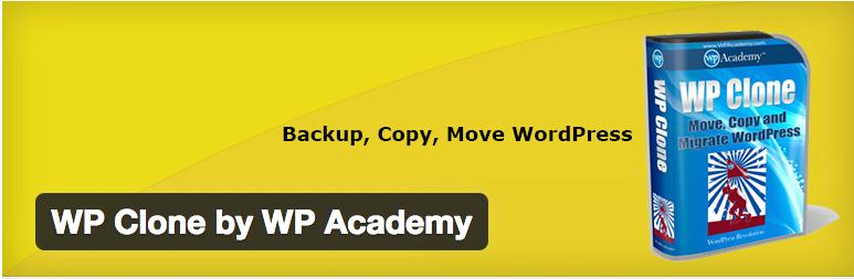 WP Clone by WP Academy — WordPress Plugins 2016-07-20 12-37-08