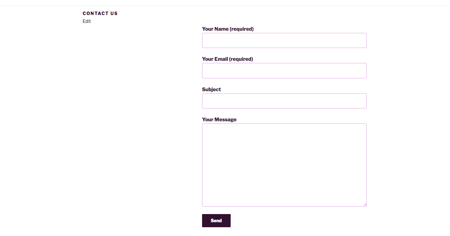 How to integrate Contact Form 7 to your WordPress site - Themeum