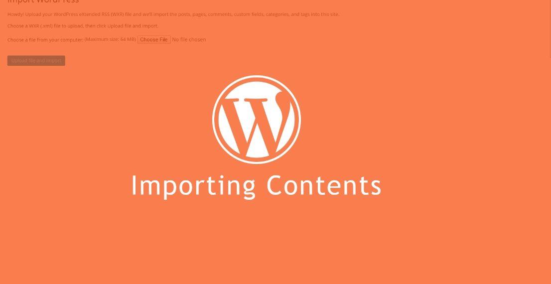 How to import demo data of a Themeum WordPress theme? - Themeum