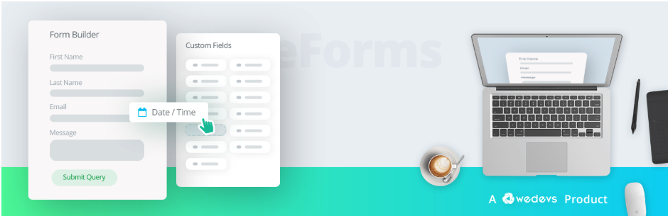 weForms form builder