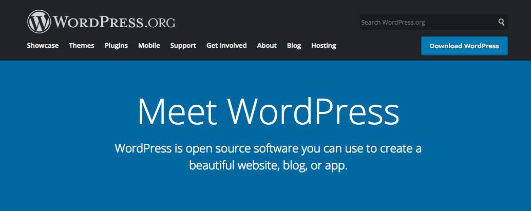 Installez WordPress