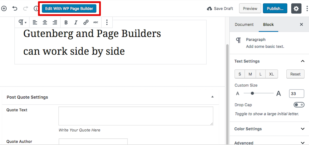 Gutenberg vs page builders: All you need to know! - Themeum