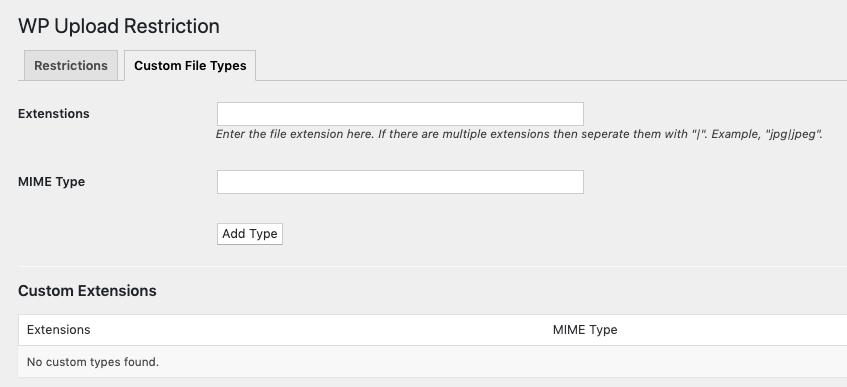 如何限制WordPress站点中的文件上载权限插图4