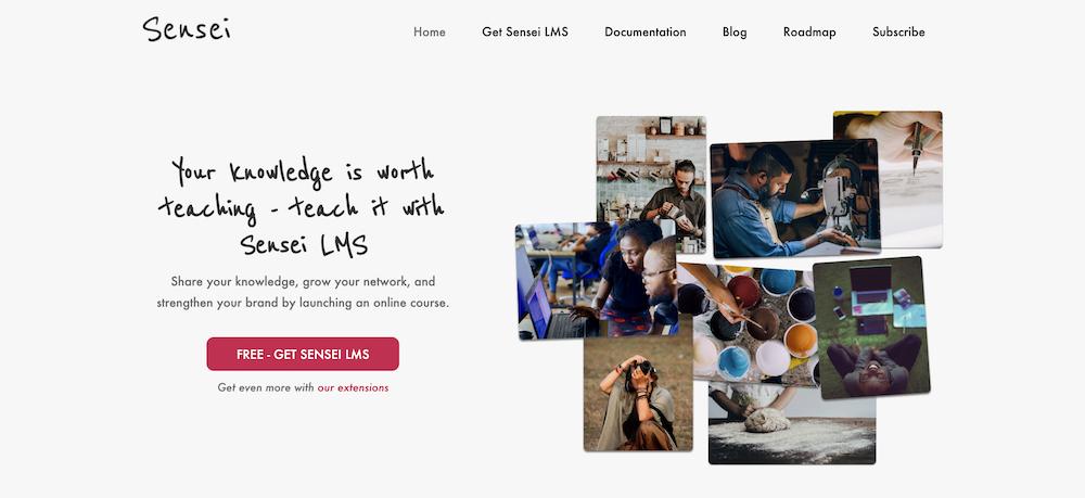 Sensei WordPress LMS Plugin