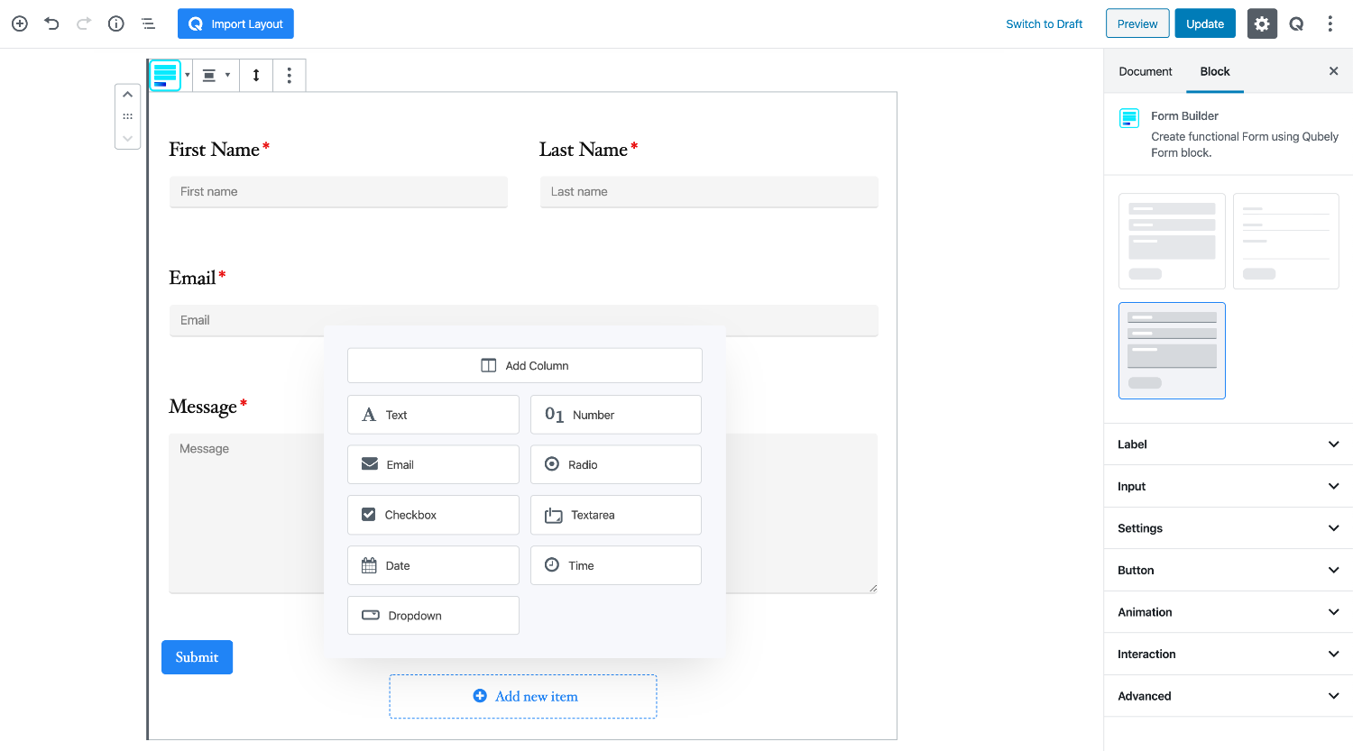 The easiest way to create a robust contact form in WordPress
