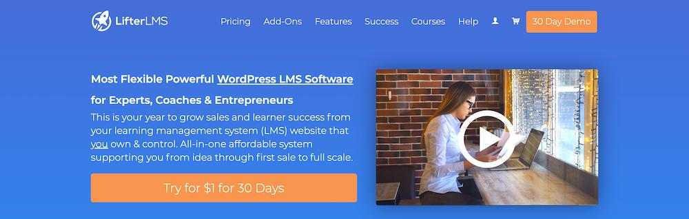 Lifter LMS WordPress Plugin