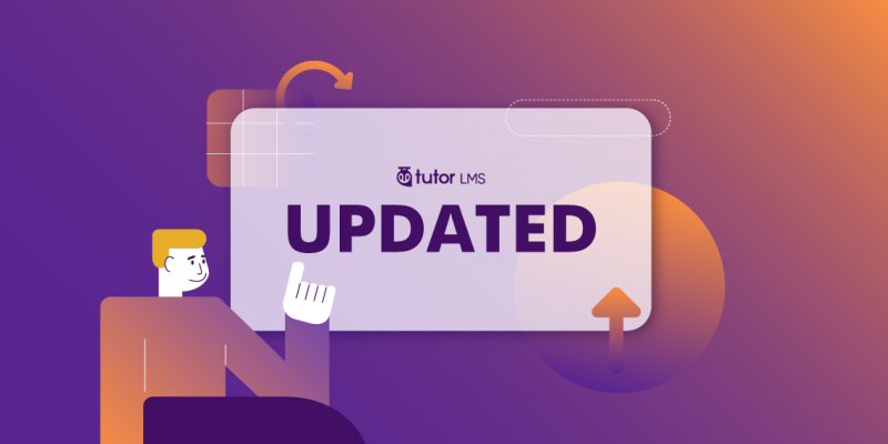 Tutor LMS Update v1.5.8