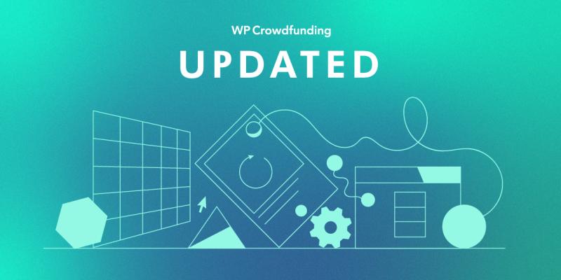 WP Crowdfunding Update: Free v2.0.4 & Pro v11.1.6