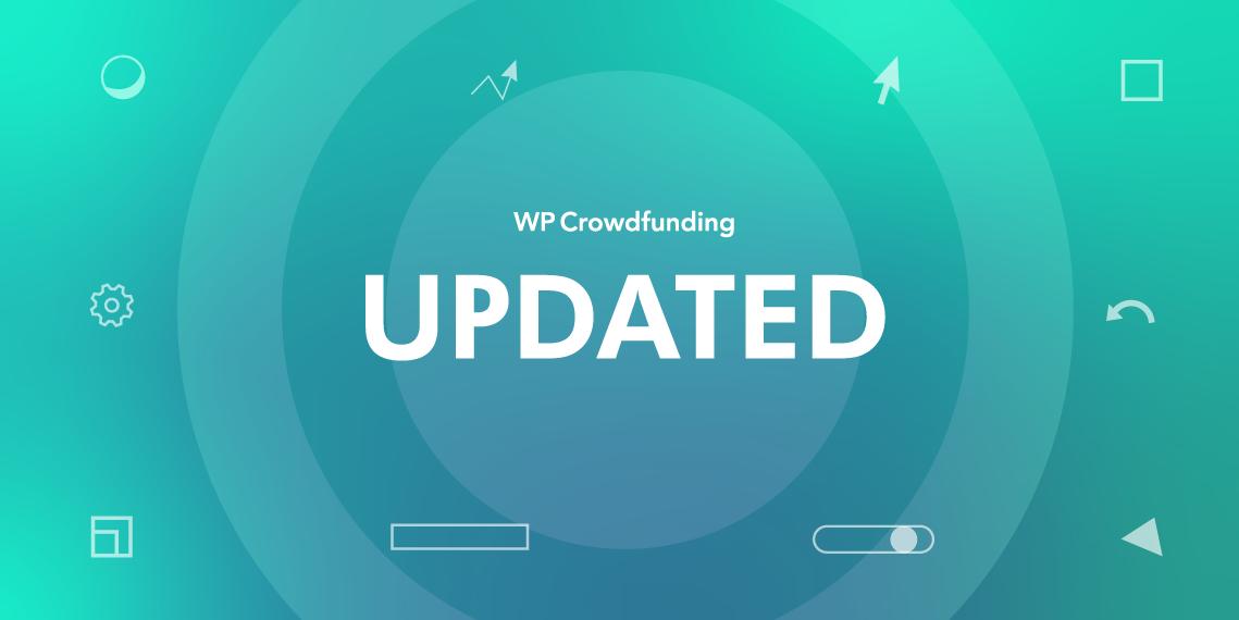 WP Crowdfunding Updated to Add Gutenberg Compatibility