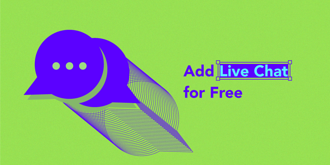 How to add live chat to your WordPress site for free