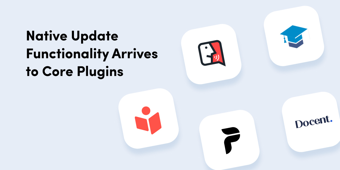 5 WordPress Themes' Core Plugins Get Native-update Functionality