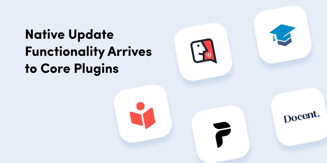 5 WordPress Themes' Core Plugins Get Native-update Functionality