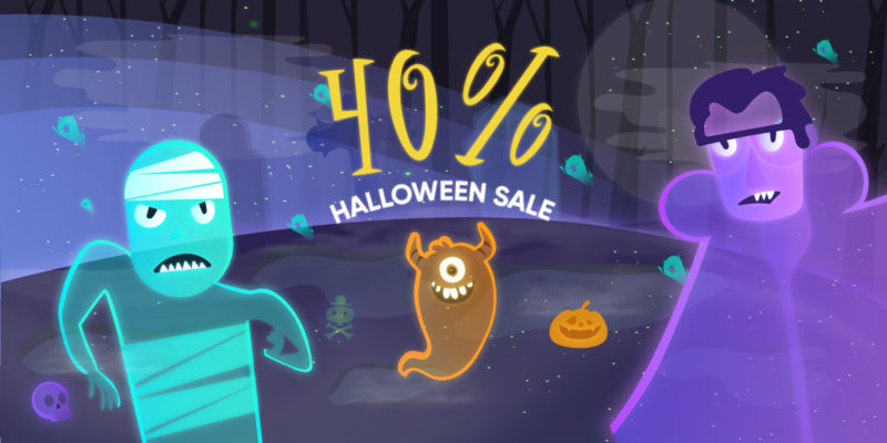 Themeum Halloween Sale