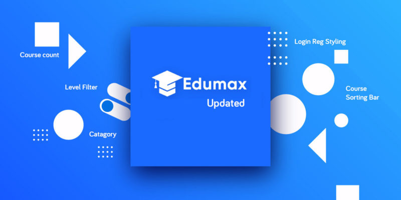 Edumax LMS theme updated to v2.0.5