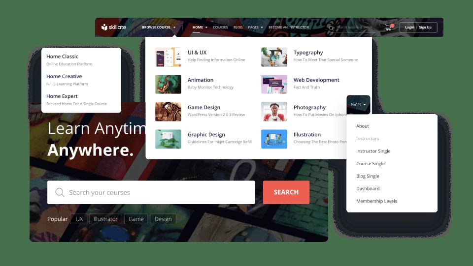 Search & Navigation