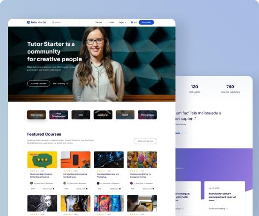 Tutor Starter Marketplace