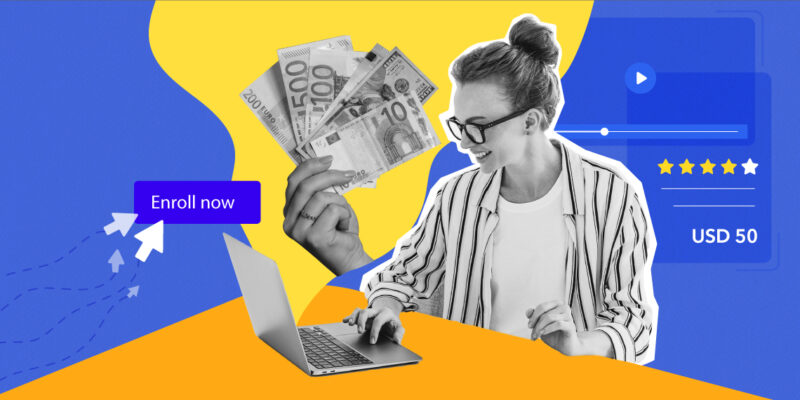 How to Price Your eLearning Courses to Bring In More Revenue